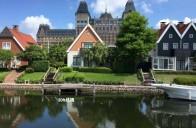 【768】豪斯登堡WASSENAAR(運河環繞的美麗景觀)