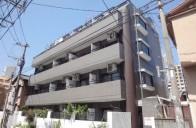 【785】Estate/more白金(藥院站徒步圈內的人氣單身套房)