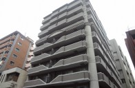【565】Estate・More平尾駅前通(8樓的邊間單身套房,採光良好!)